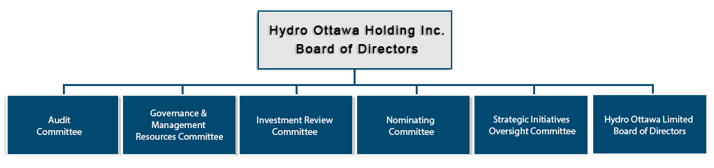 Committees of the Board