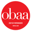 OBAA 2018 logo - The Corporate Citizen Award is awarded to a large business who has a sustained and long-term commitment to investing in the community in which it operates.
